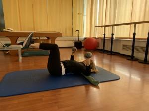 Esercizio della postura